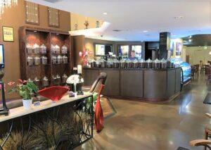 Inside Sweet Bean Café Fort Myers, FL